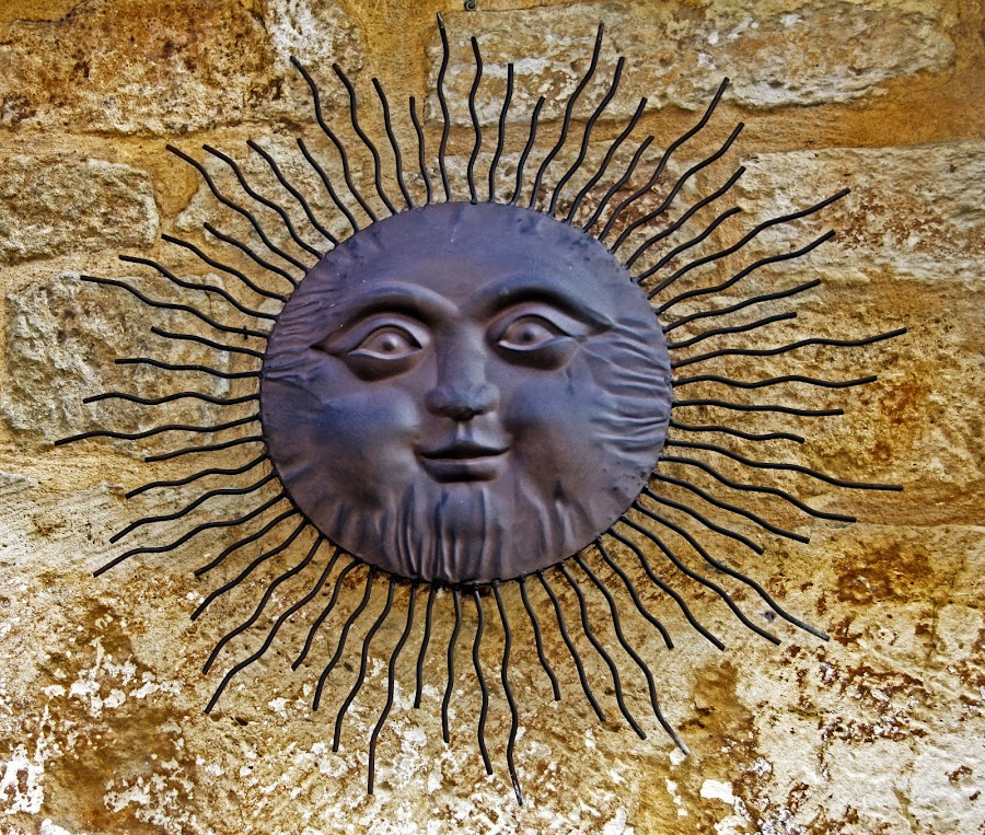 Sun ornament by Michael Moore - Artistic Objects Other Objects (  )