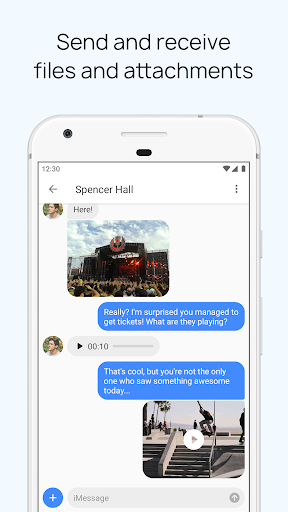AirMessage For PC