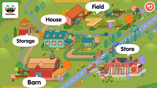 Toca Life: Farm screenshot 5