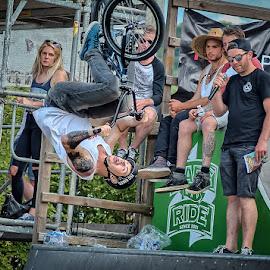 Just Crazy !! by Dragan Rakocevic - Sports & Fitness Cycling
