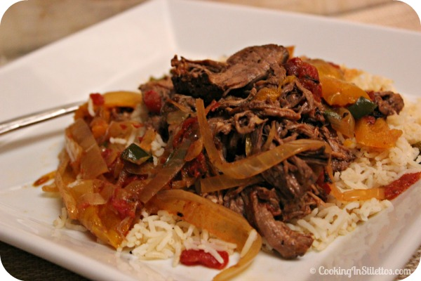 slow cooker ropa vieja from cooking in stilettos added by ali 191
