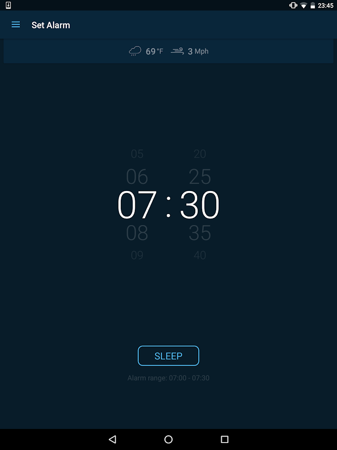 Good Morning Alarm Clock Pro Screenshot 10