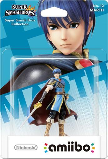Marth packaged (thumbnail) - Super Smash Bros. series