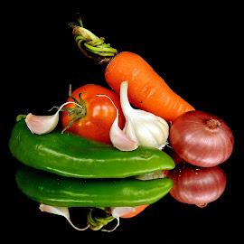 Vegetables by Asif Bora - Food & Drink Fruits & Vegetables