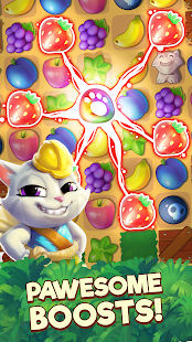 Tropicats: Build, Decorate & Play Match 3 Paradise