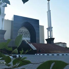 Islamic center Yogyakarta by Pras Pras - Buildings & Architecture Office Buildings & Hotels