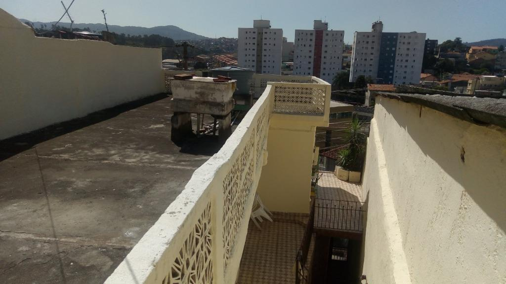 Casa com 4 dormitórios à venda, 134 m² por R$ 424.000 - Vila Rosália - Guarulhos/SP