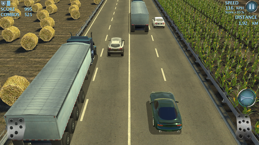 android Highway Fast Racing (Traffic) Screenshot 3