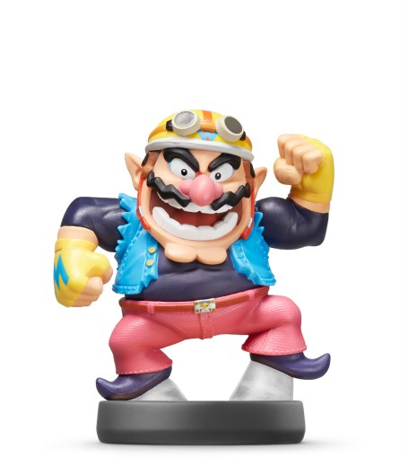 Wario - Super Smash Bros. series