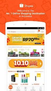 App Shopee: No.1 Belanja Online apk for kindle fire