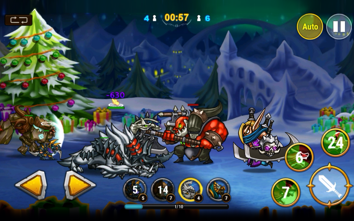 God of Era: Heroes War (GoE) Screenshot 13