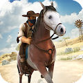 Game Western Cowboy - Horse Racing apk for kindle fire