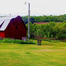 the farm by Jon Radtke - Buildings & Architecture Public & Historical ( the farm )