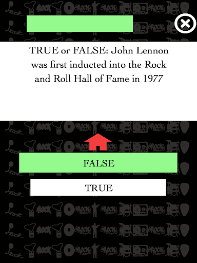 Ultimate Rock & Roll Trivia - screenshot