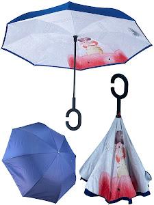 "Зонт ""Принт"", 8779"