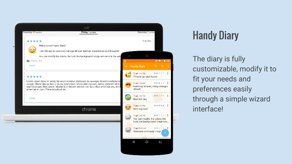 PERSONAL DIARY with password Screenshot 8