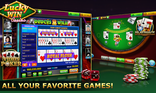 Lucky Win Casino- SLOTS - screenshot