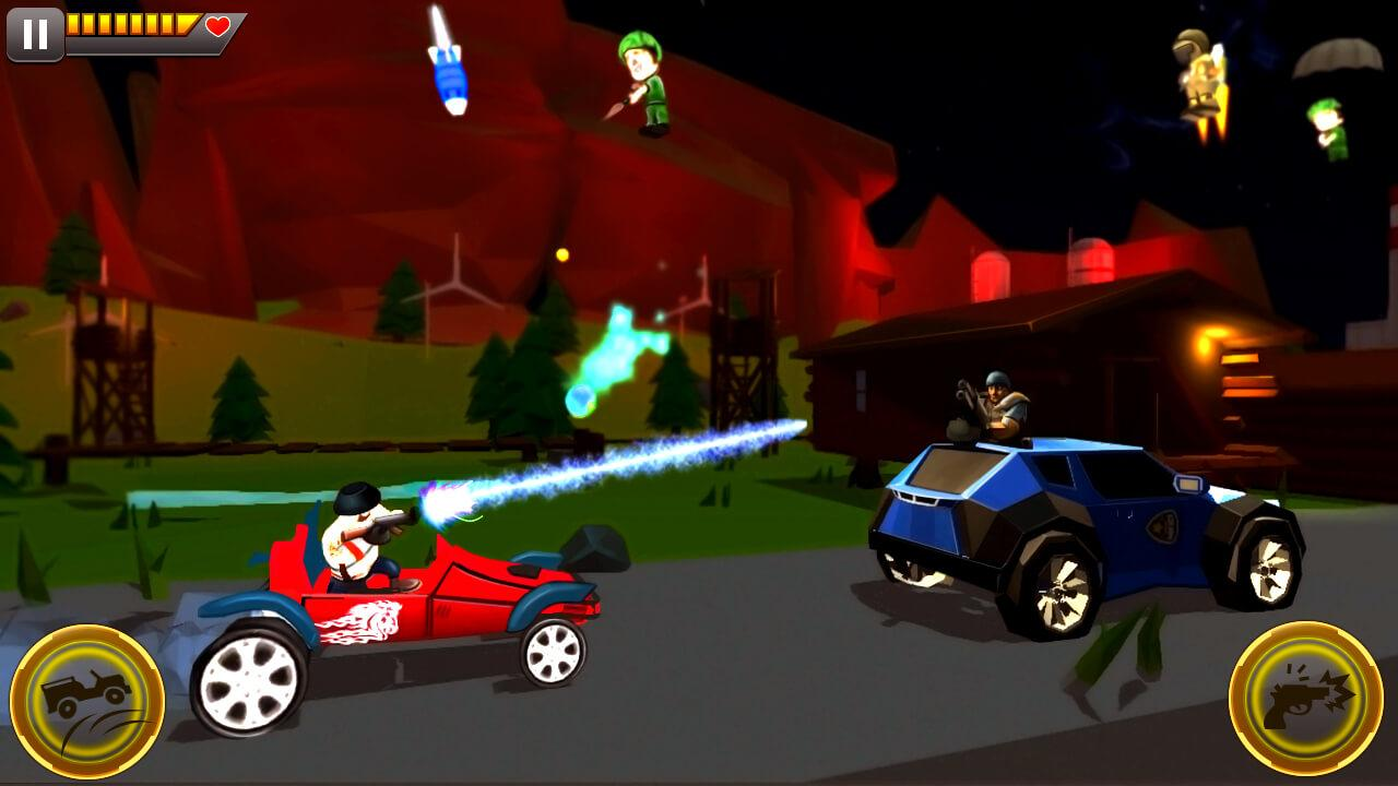 Gangstar Shooter : Vegas Screenshot 1