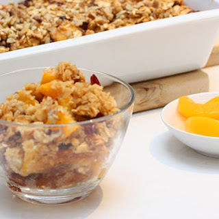 Peach Breakfast Bake Recipes