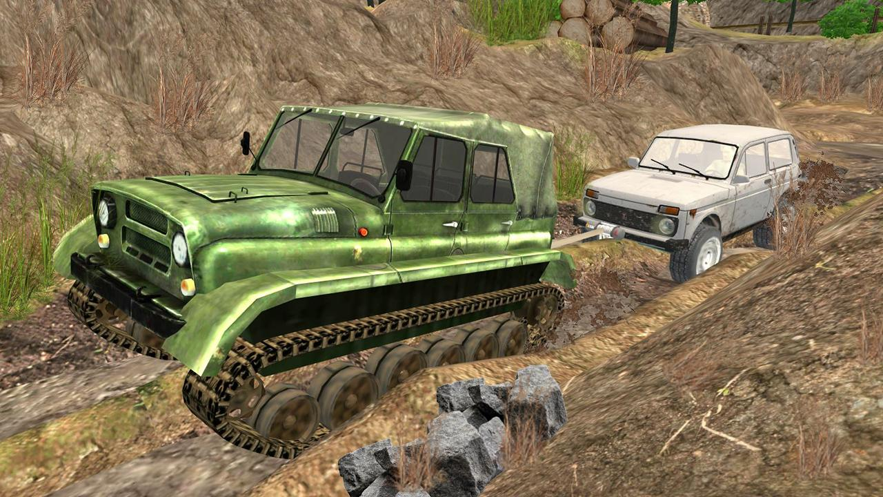Dirt On Tires [Offroad] Screenshot 12