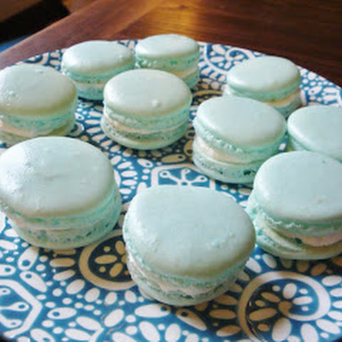French Macaroons, & GIVEAWAY!