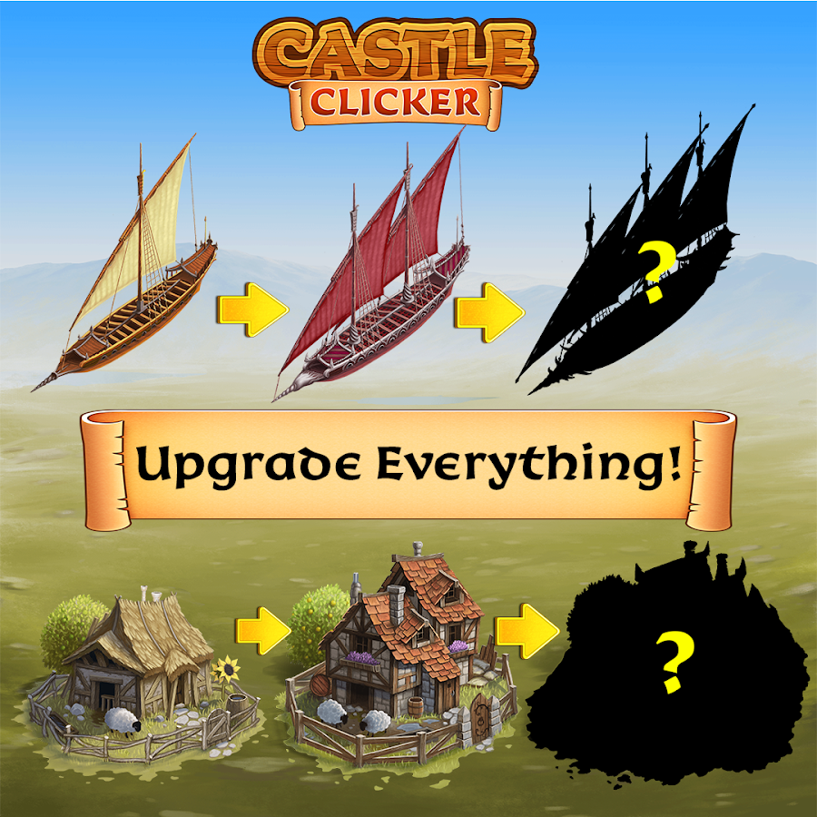 Castle Clicker: Builder Tycoon Screenshot 3