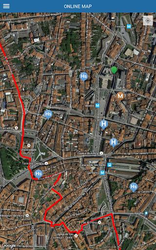 Camino Portugués -Wise PIlgrim - screenshot