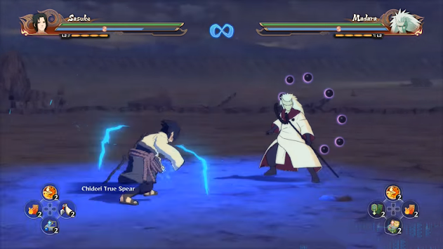 New Tricks Naruto Shippuden : Ninja Storm 1 2 3 4 apk screenshot
