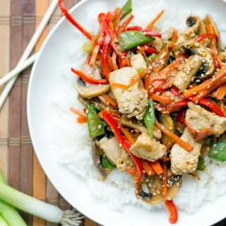 Healthy Stir Fry Chicken