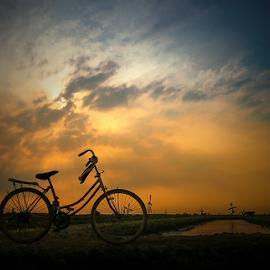 by Tedjo Harjanto - Transportation Bicycles