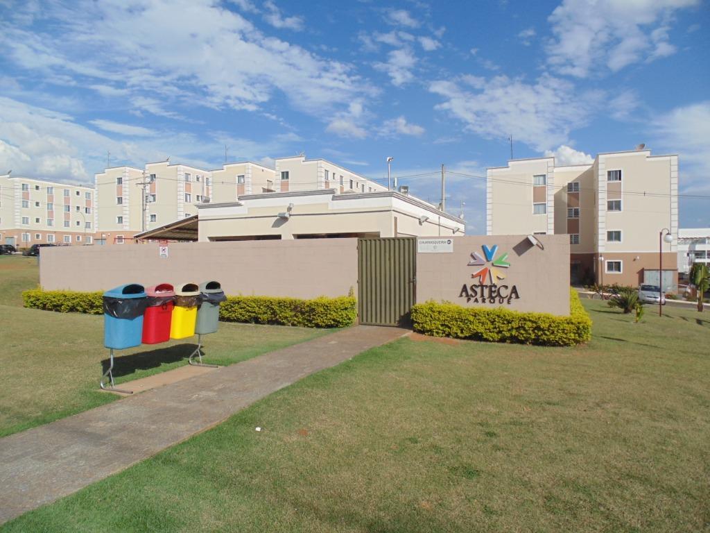Apartamento para Locação - Loteamento Industrial Machadinho