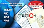 Embassy Attestation in Kottayam