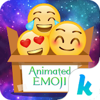 Kika Emoji Animated Sticker For PC (Windows And Mac)