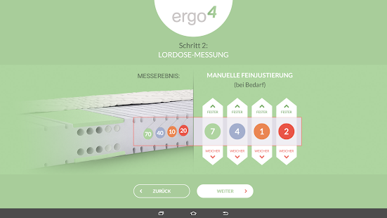 Ergo4 - screenshot