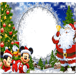 Christmas Photo Frames For PC