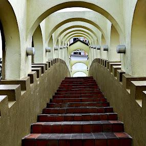 by Zamri Ahmad - Buildings & Architecture Bridges & Suspended Structures