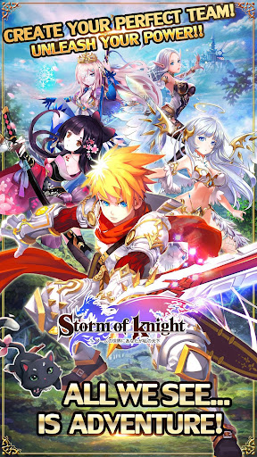 Storm of Knight - screenshot