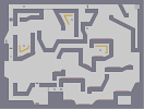 Thumbnail of the map 'Criminally Lonely'