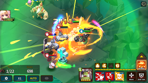 Fantasy War Tactics APK screenshot thumbnail 10