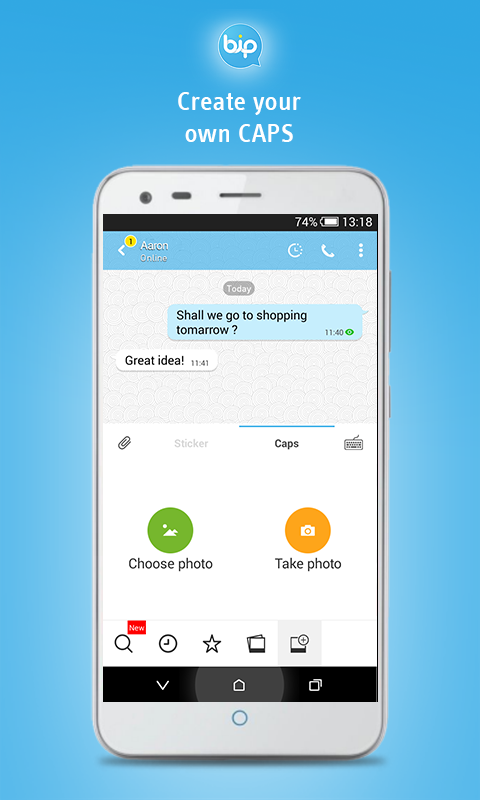 BiP Messenger Screenshot 3