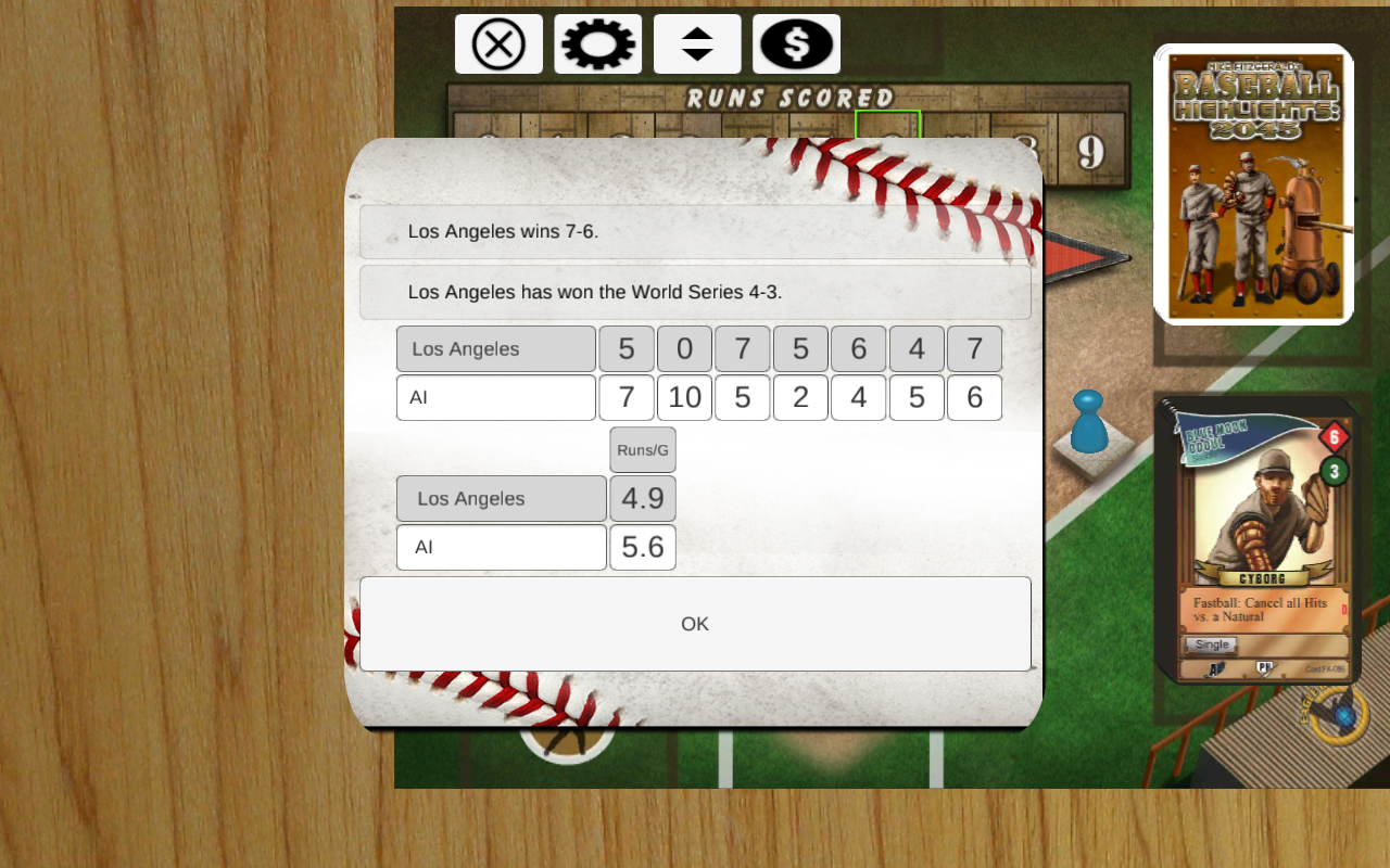 Baseball Highlights 2045 Screenshot 10
