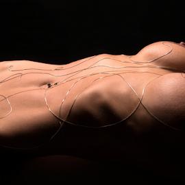 Unchained, part 4 by Jordan Morgans - Nudes & Boudoir Artistic Nude