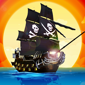 Pirate Ship Craft : Construction Build Battle Game