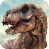 APK Game Jungle Dinosaurs Hunting 2 -3D for BB, BlackBerry