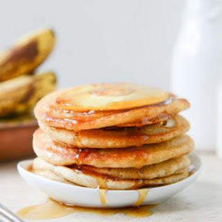 Banana Pineapple Pancakes Recipes