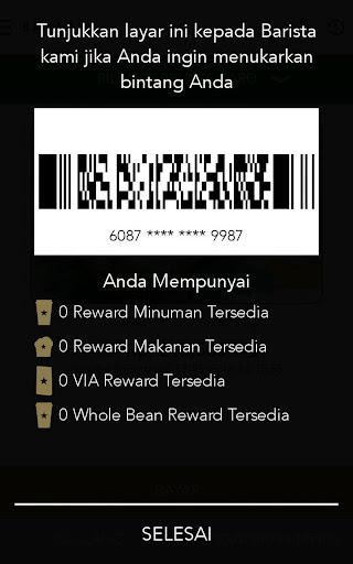 Starbucks Indonesia screenshot 8