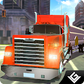 Free City Cargo Truck Transport 3D APK for Windows 8