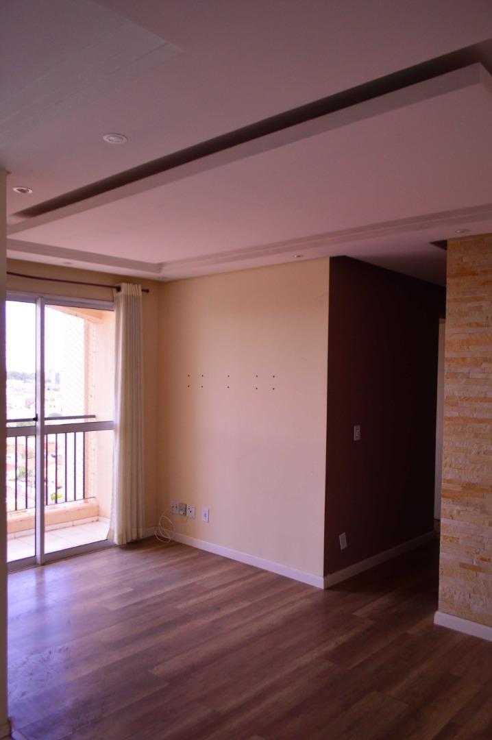 Apartamento com 2 dormitórios à venda, 50 m² por R$ 200.000,00 - Jardim Nossa Senhora do Carmo - Americana/SP