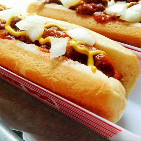 Michigan Hot Dog #SundaySupper