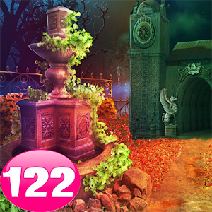Zoo Outdoor Escape Game 122